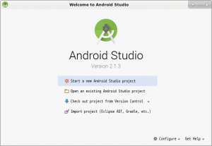 Welcome to Android Studio_006