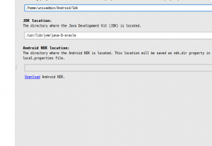 Welcome to Android Studio_010